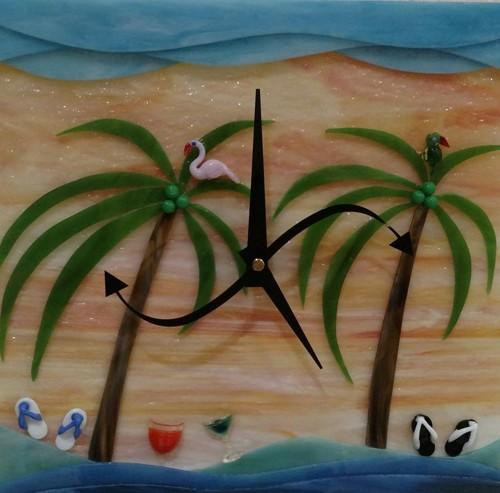 Island clock