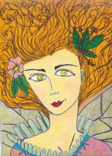 Windblown Fairy