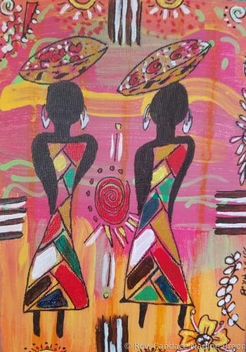 """Dada"" (Swahili for ""Sisters"")"