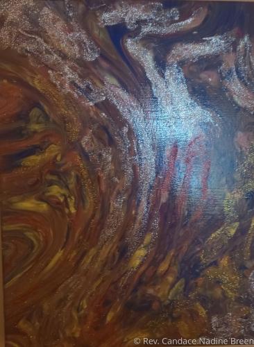 Paint Pour 2