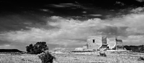 Pueblo Ruin III by Rod Carver Photography