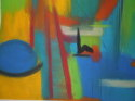 Abstract pastel using rich colors (thumbnail)