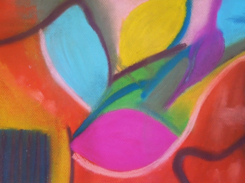 Untitled Pastel # 3