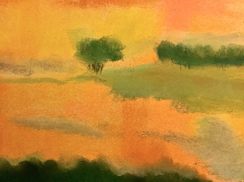 Landscape 2.17 by Rosemary Curtin
