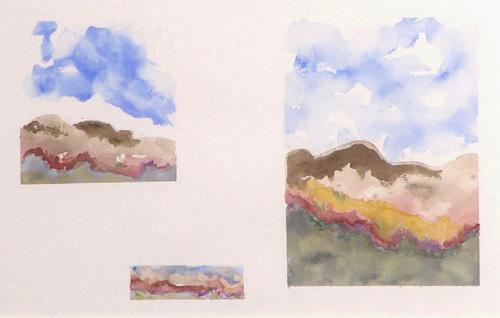 Landscape Study # 1- SOLD