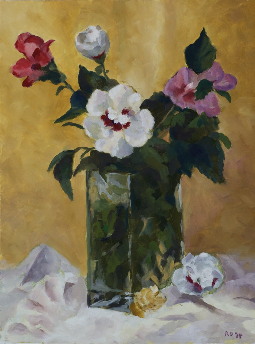Rose of Sharon (large view)
