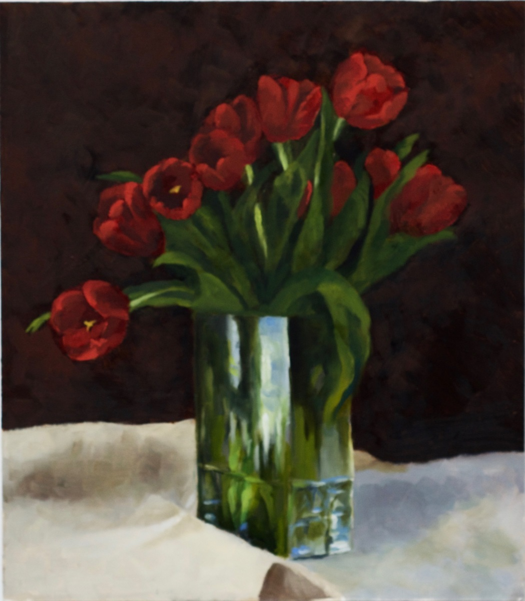Red Tulips (large view)