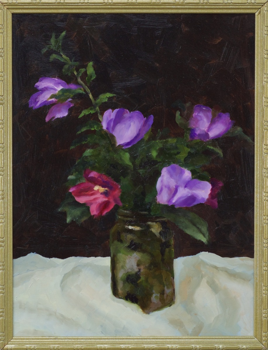 Rose of Sharon II (large view)