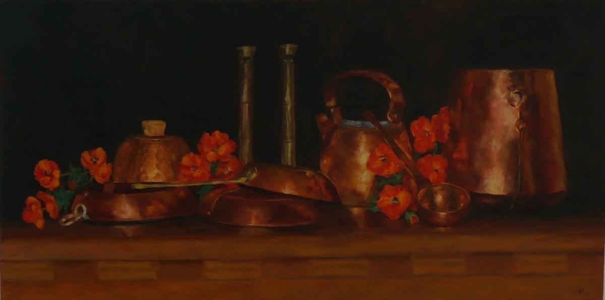 Copper Pots (large view)