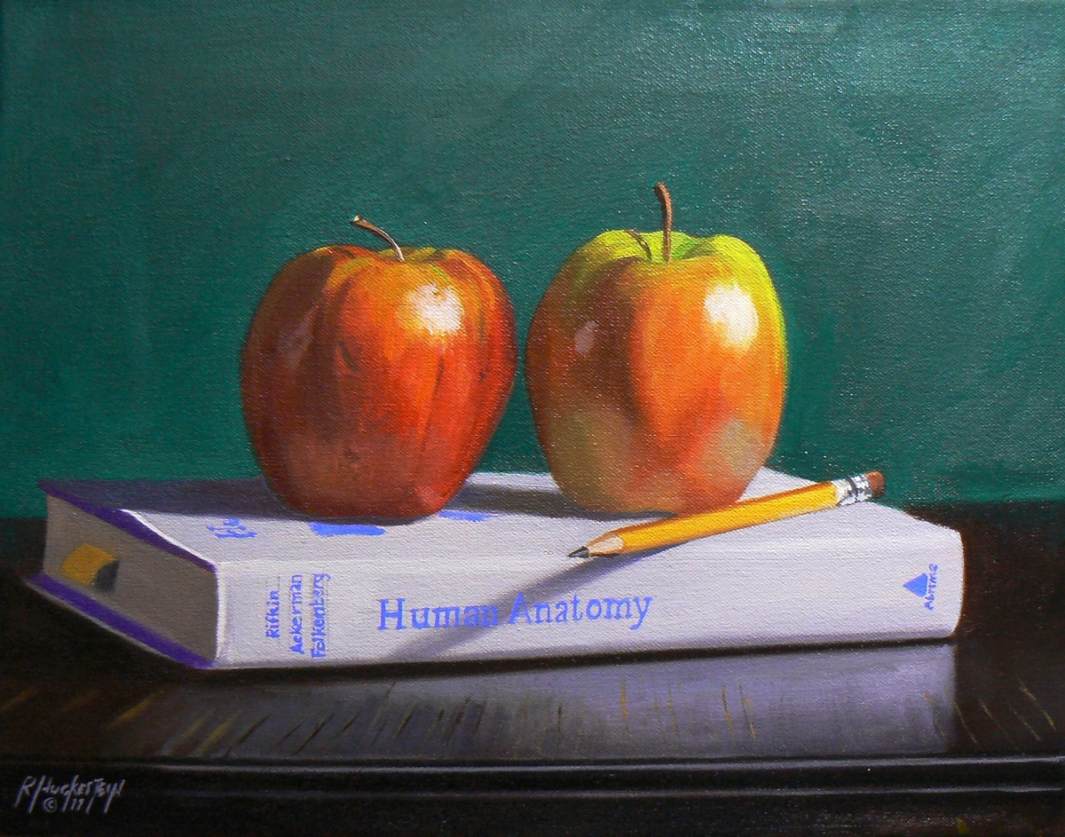 Apple for the Teacher (large view)