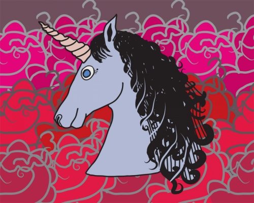 Ulyssa the Unicorn (large view)