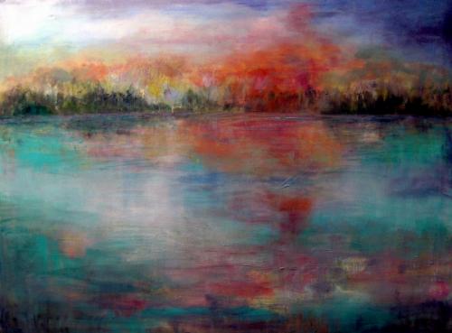Winter Sunrise - Potomac