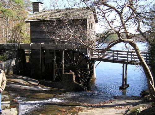 NC OLD GRIST MILL