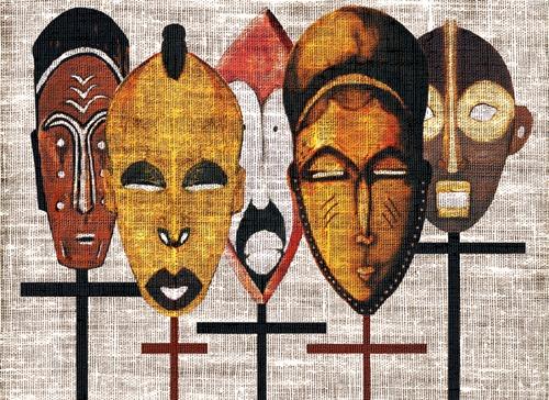 Kabila Masks