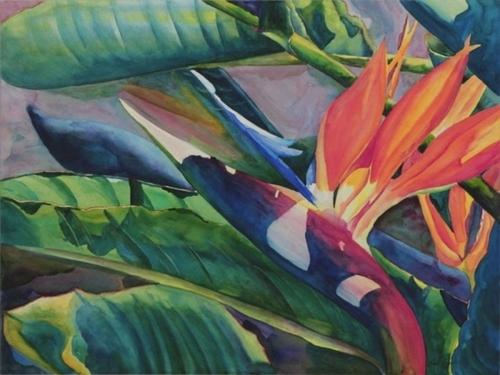 Bright Bird 2 by René Lynch Studio