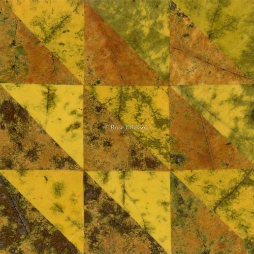 Leaf Collage #002
