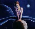 Goddess on the Moon (thumbnail)