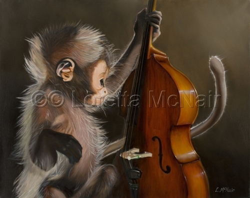 Bass Monkey (large view)