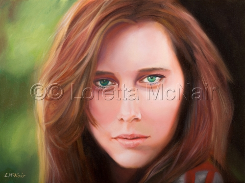 Ashley by Loretta McNair