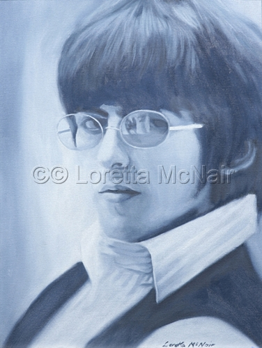 George Harrison (large view)