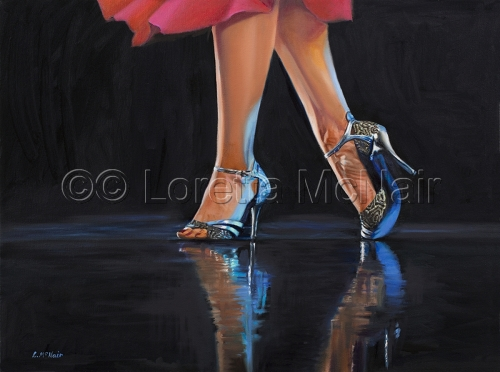 Tango Feet Blue (large view)