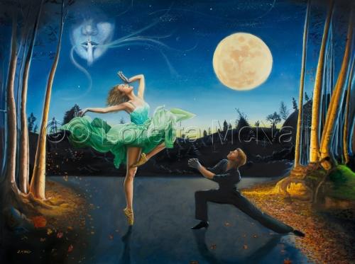 """Van Morrison's """"Moondance"""" (large view)"""