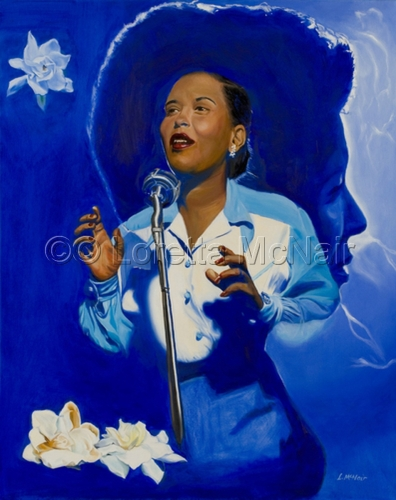 Billie Holiday (large view)