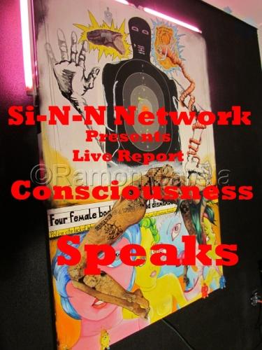 Live Report Consciousness Speaks