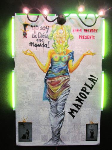 La Diosa Que Manda-The Godess Who Rules