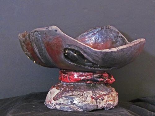 Raku Pottery 2018