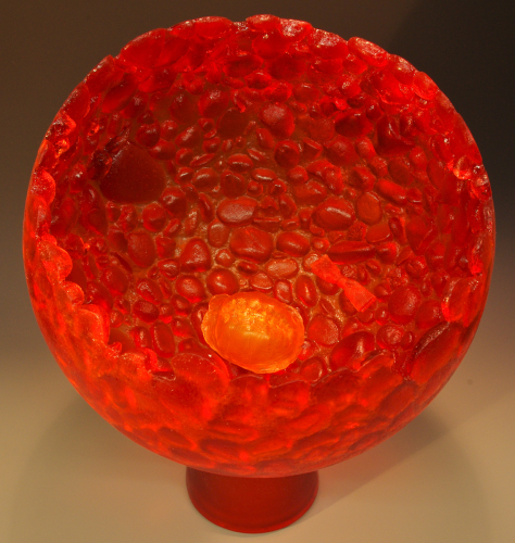 Mandarin Orange Sphere