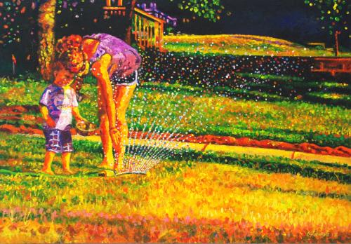 Sprinkler by Robert Gehrke