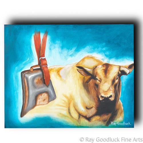 """"""" BO """" by Ray Goodluck Fine Arts"""