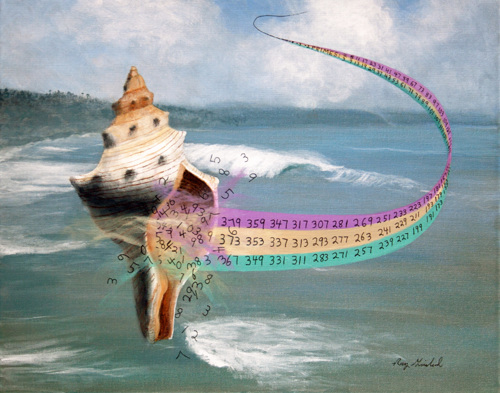Prime Numbers and Surf