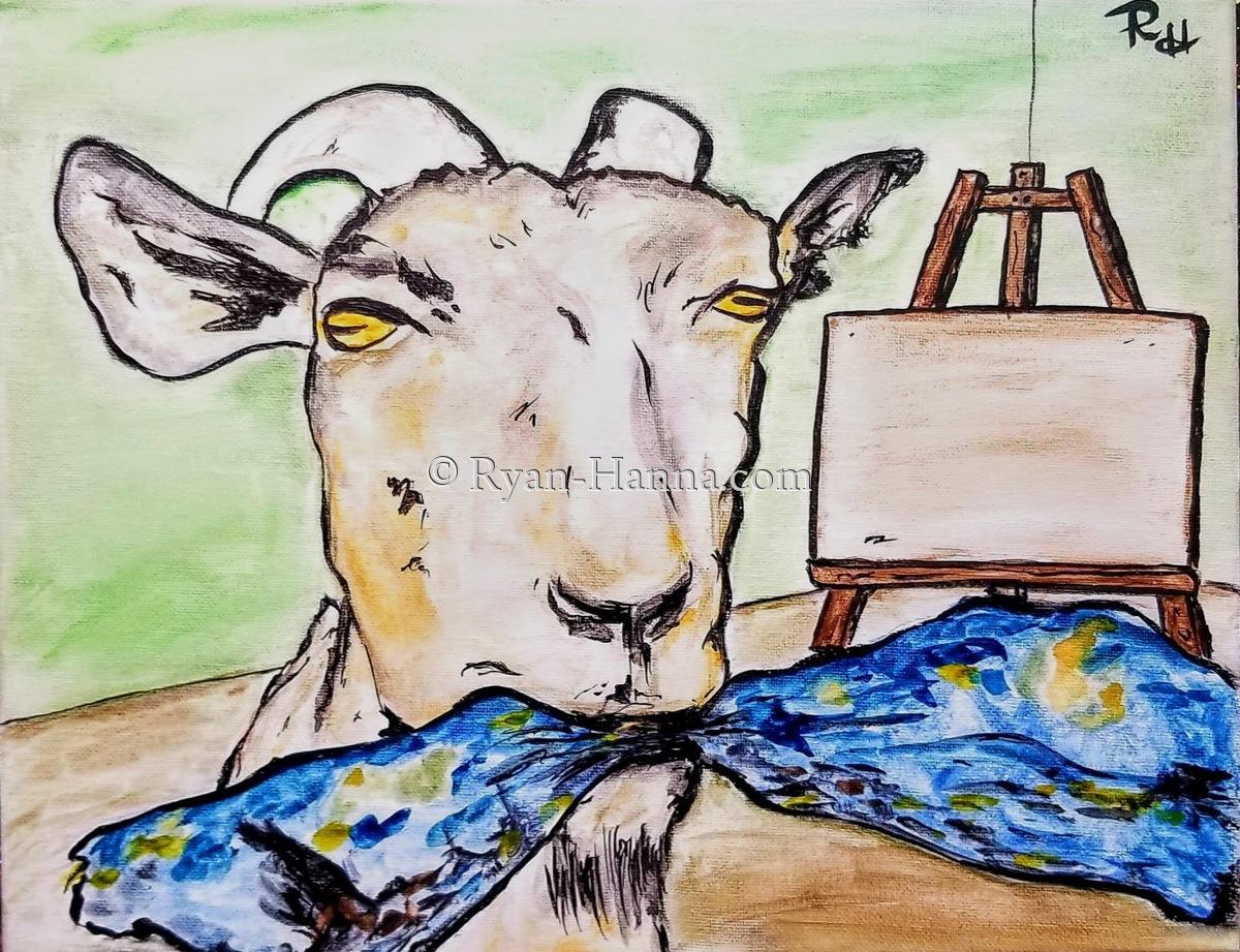 Vincent Van Goat (large view)