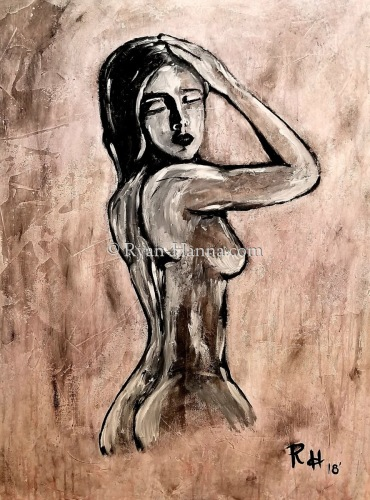 Abstract nude 2