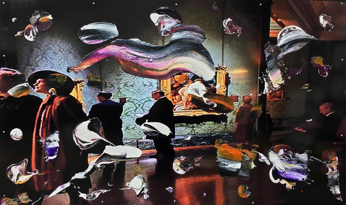 """ Art World"" (large view)"