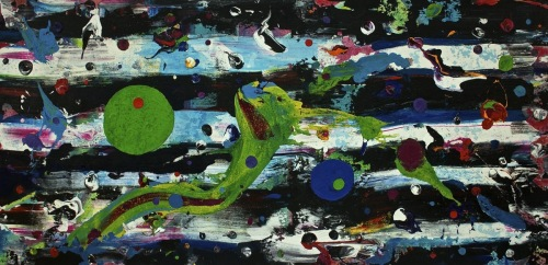 """""""Jet Stream of Consciousness"""" (large view)"""