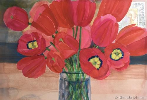 Iconic Tulips