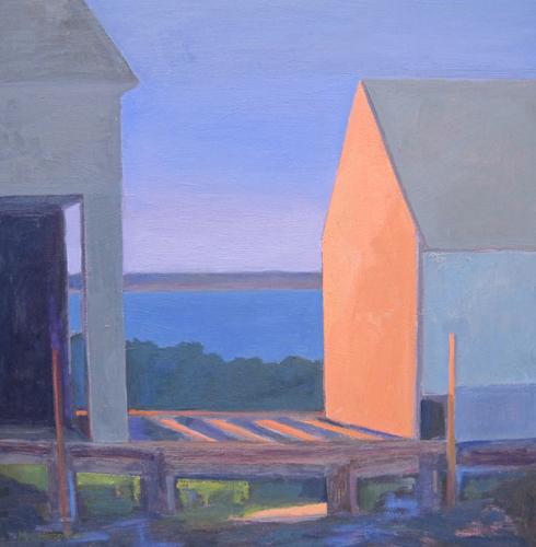 Dawn by Anne Winthrop Cordin