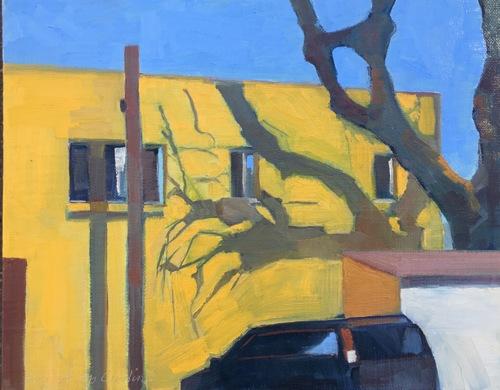 Sunny Side by Anne Winthrop Cordin