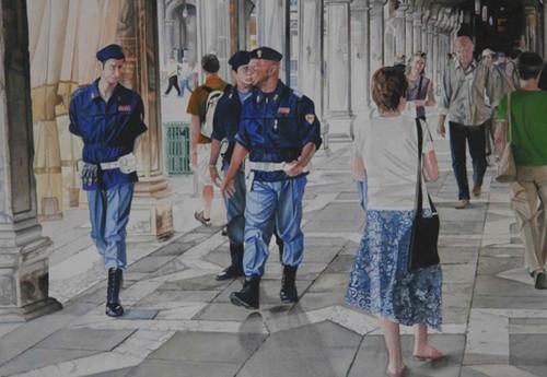 Venetian Security (Street Series) (large view)