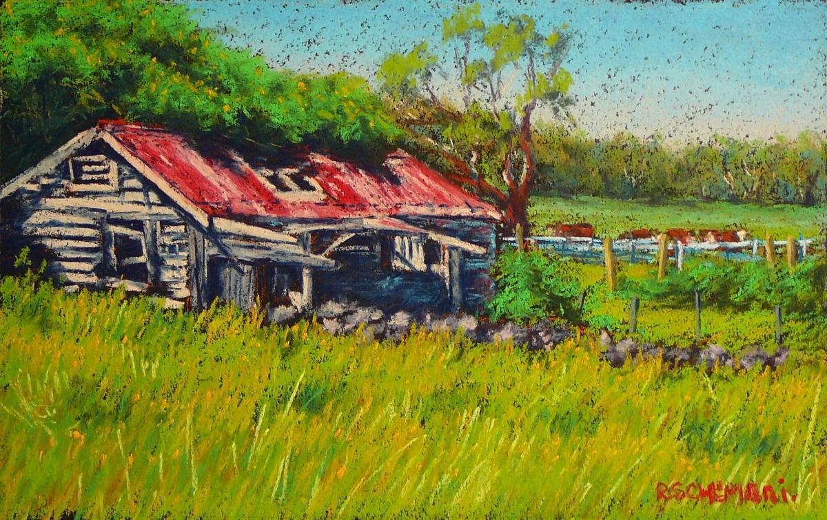 """Stoneyford shack - No.2."" (large view)"