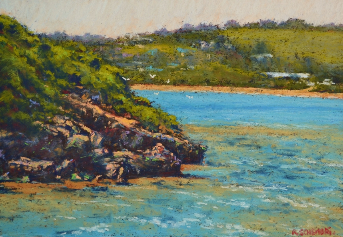 """Point Ritchie - Warrnambool"" (large view)"