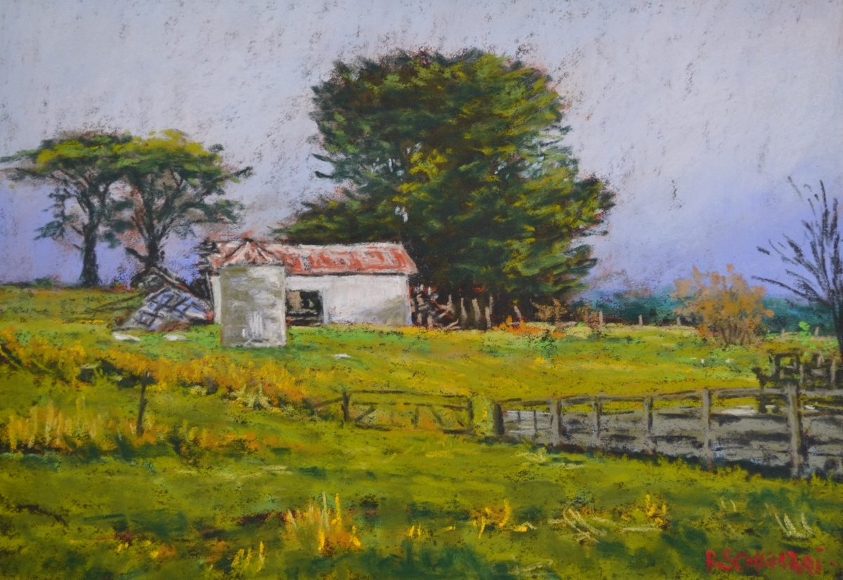 """""""Just Out of Daylesford - 2"""" (large view)"""