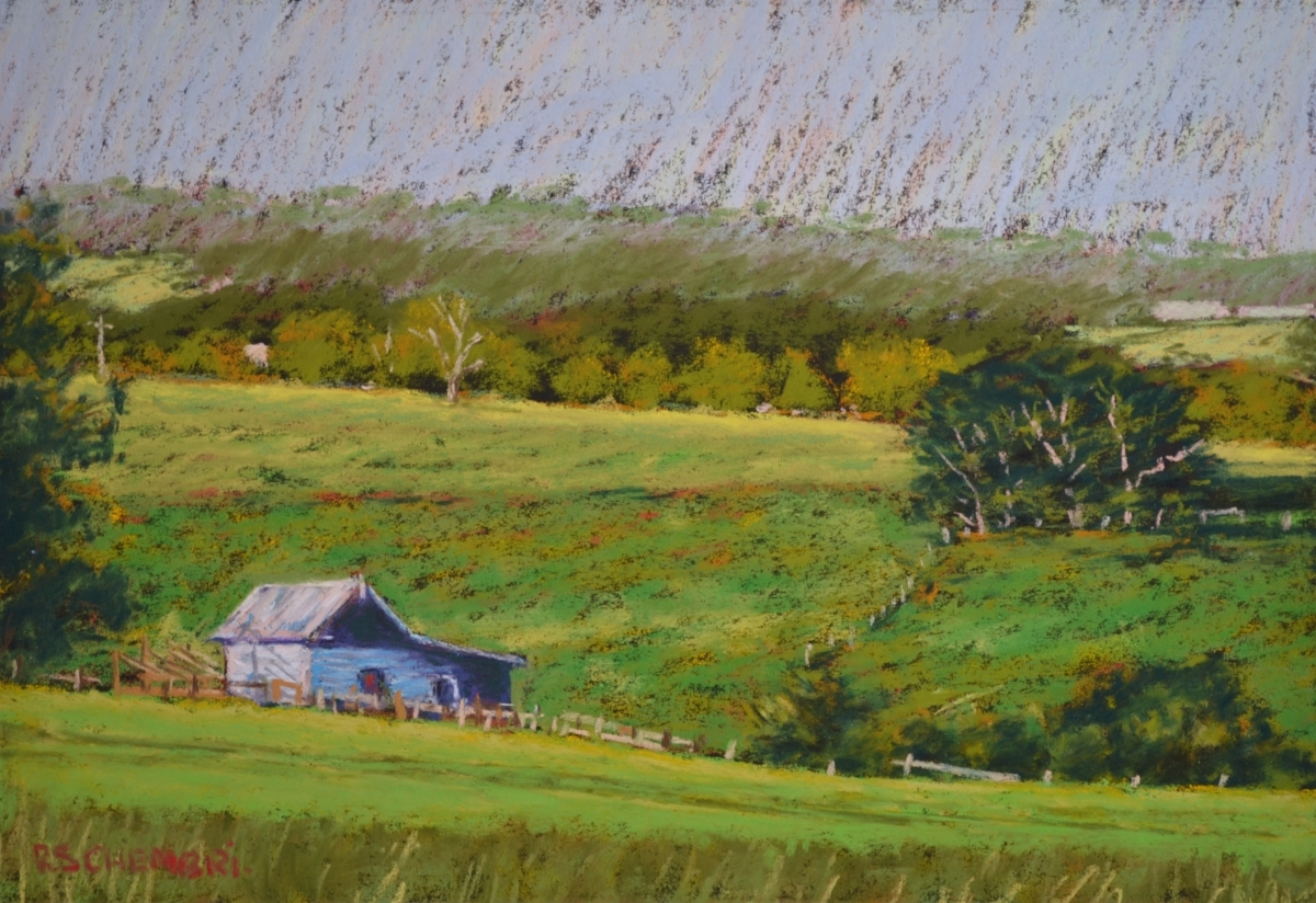 """""""The Barn"""" (large view)"""