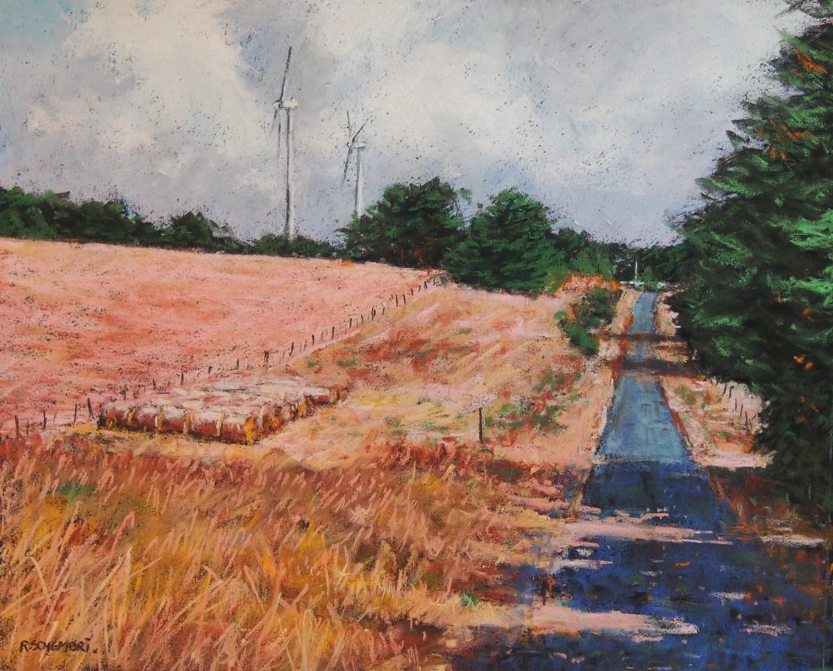 """Hummocks Road"" (large view)"