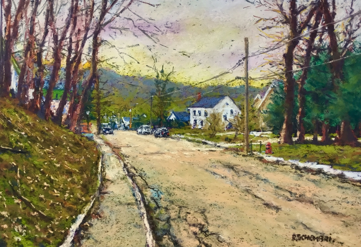 """Village of Cold Spring"" (large view)"