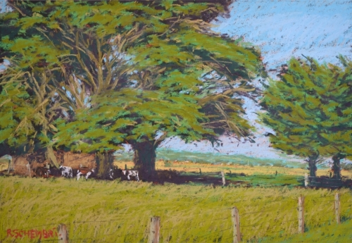 """Poddy calves Killarney - No. 2"""