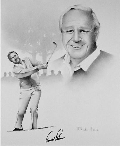 Arnold Palmer (Signed)